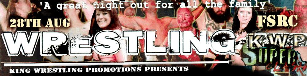 KWP Wrestling at FSRC